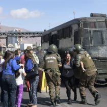 Sujeto que atacó vehículo del Presidente en Iquique pidió disculpas: