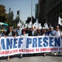 ANEF llama a protestas este martes tras despido de 2500 empleados