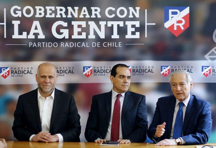 PPD, PR y PS se unen para formar la alianza política Convergencia Progresista