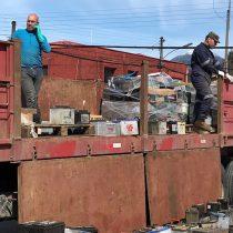 Campaña de reciclaje de baterías de vehículos en la Patagonia recolecta 40 toneladas