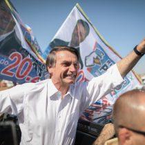 Acciones chilenas en Brasil se disparan tras triunfo de Bolsonaro en primera vuelta