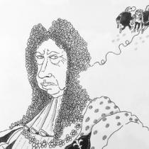 Guillo en Sello Propio y la serie de Pinochet ilustrado: