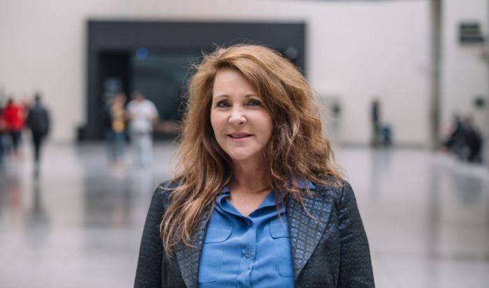 Filántropa Francisca Cortés Solari recibe el Premio Ecoscience 2018 por su contribución en la sustentabilidad de la ballena azul