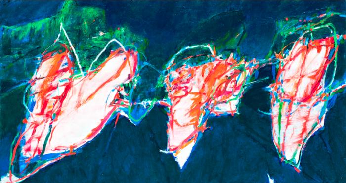 """Exhibición """"Obras, textos y reflexiones"""" de Guillermo Núñez en Factoría de Arte Santa Rosa"""