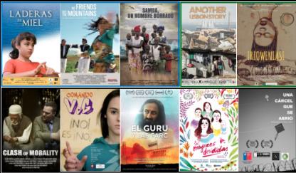Festival de Cine de la No Violencia Activa en Museo de la Memoria y los DDHH