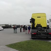 Camioneros amenazan al Gobierno: