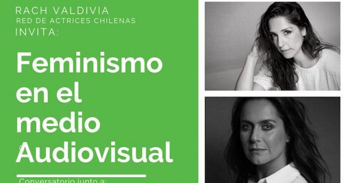 """Conversatorio """"Feminismo en el medio audiovisual"""" en Valdivia"""