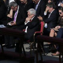 Piñera comienza a cerrar gira europea asistiendo a canonización en el Vaticano