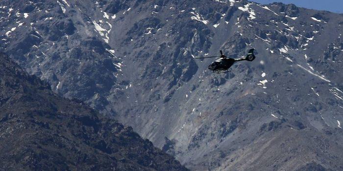 Encuentran sin vida a los tres jóvenes desaparecidos durante el sábado en Antuco