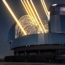 Observatorio en Chile: así es el enorme telescopio que se está construyendo en el desierto
