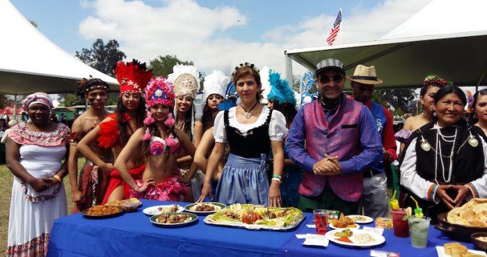Feria de las Naciones en Centro de Eventos Münich, Malloco