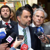 Diputados UDI reingresan su proyecto Aula Segura: