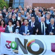"""Todavía los une el No: Oposición realiza acto en el Congreso para recordar la """"gesta"""" del 5 de octubre de 1988"""