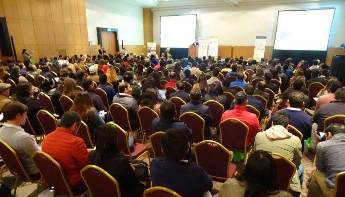 Más de 400 Pymes se reunieron en Concepción para fortalecer sus empresas y negocios