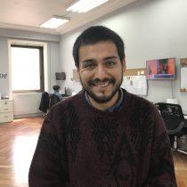 Miradas - Rodrigo Rivera, vocero Confech: