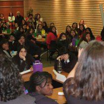 Científicas Astronomía inclusiva con perspectiva de género inspira a niñas chilenas