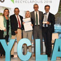 Enel Generación Chile obtiene Premio Nacional de Medio Ambiente Recyclápolis 2018