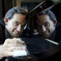 Concierto pianista vasco Josu Okiñena en Valparaíso
