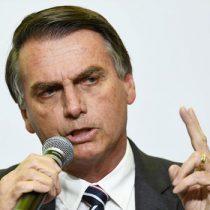 Bolsonaro también sobrepasó a Haddad en la votación de brasileños en Chile