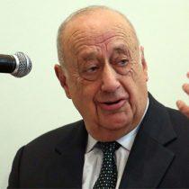 Ex presidente del CDE le pide al Gobierno que designación del sucesor de Javiera Blanco no sea
