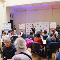 Lanzan campaña de educación financiera para adultos mayores