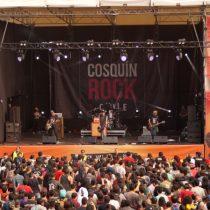 Primera jornada de Cosquin Rock en Chile
