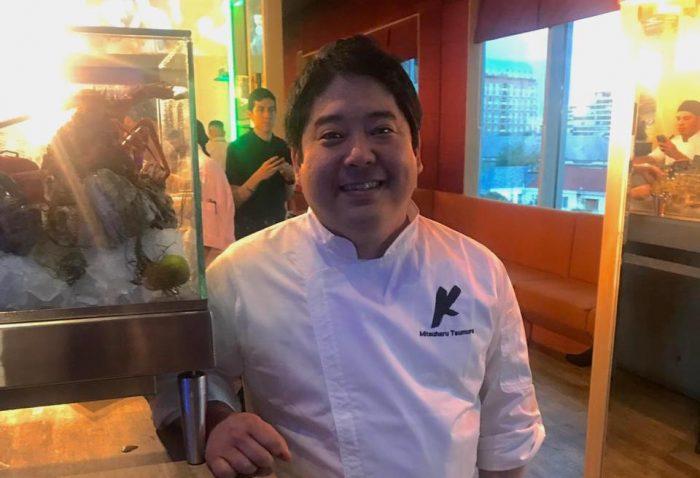 """Chef Mitsuharu 'Micha' Tsumura: """"Santiago puede volverse un destino gastronómico como Nueva York, Londres o Tokio"""""""