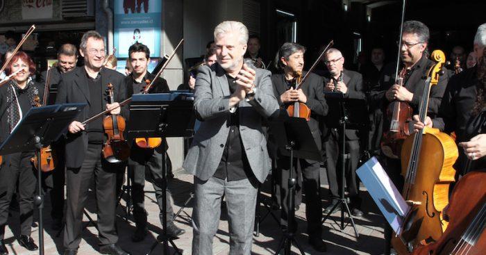 Maestro sueco Mika Eichenholz será el nuevo Director Artístico Titular de la Sinfónica de UdeC
