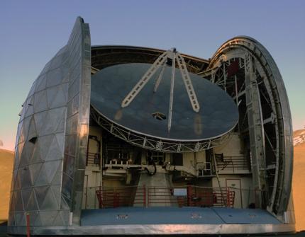 Universidad de Concepción se adelanta y busca traer el primer radiotelescopio operado por científicos chilenos