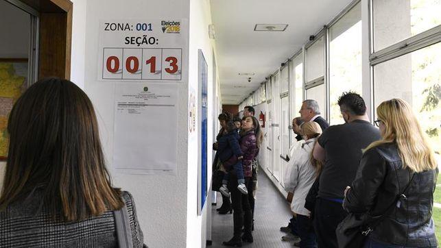 Segunda vuelta en Brasil: Bolsonaro vence a Haddad por casi veinte puntos entre los votantes en Madrid
