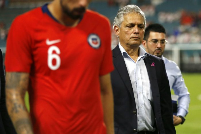 Reinaldo Rueda se sincera tras la goleada sufrida ante Perú: