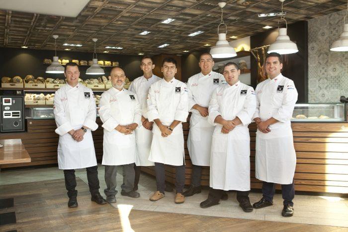 Selección de Cocina representará a Chile en el mundo