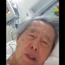 """Fuijmori ruega para que no lo devuelvan a prisión: """"Por favor, no me maten"""""""