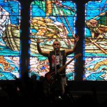 Ska-P en Chile y la crítica punk a la Iglesia: