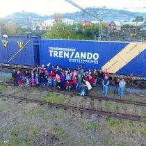 Centro cultural que viaja en tren inicia campaña de fondos para llegar a más localidades