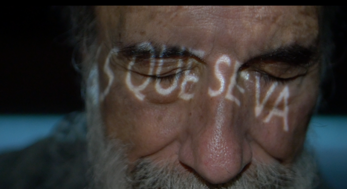 """Función gratuita documental """"Zurita, verás no ver"""" en Cineteca Nacional"""