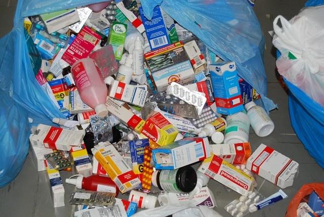 ¿A dónde van los residuos farmacéuticos en Chile?