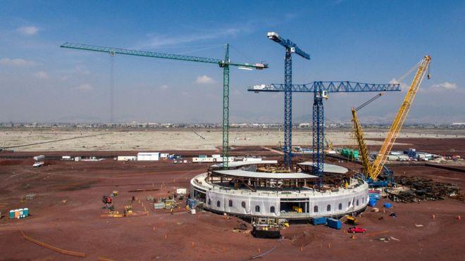 ¿Cuánto lleva México gastado en el Nuevo Aeropuerto Internacional y qué pasará en Texcoco cuando AMLO lo cancele?