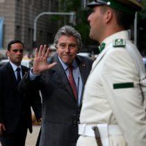 """El """"Plan B"""": vicealmirante Rodrigo Álvarez asume a la cabeza del Estado Mayor Conjunto"""