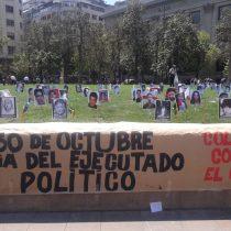 El homenaje del Día Nacional de la Ejecutada política y el Ejecutado Político