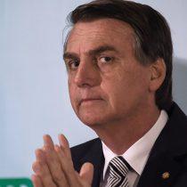 Huracán Bolsonaro deja dando vueltas en círculos a la izquierda chilena