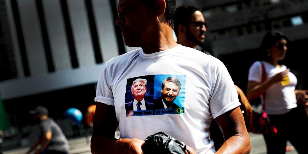 El ascenso del neofascismo-neoliberal en Brasil: Orden, Dios ...
