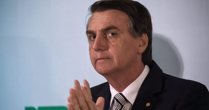 El primer viaje de Bolsonaro como presidente electo será a Chile