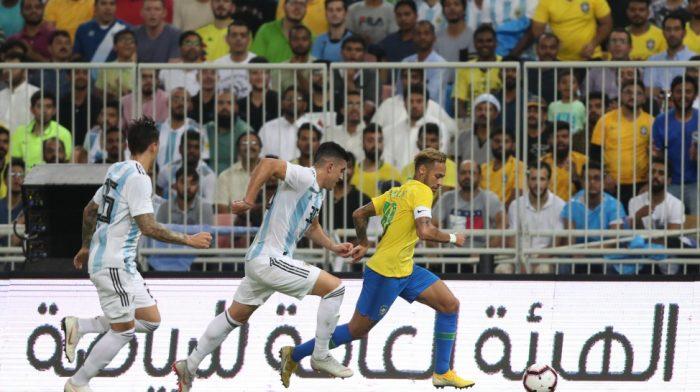 Una goleada inolvidable: revive el último enfrentamiento entre Brasil y Argentina por Copa América.