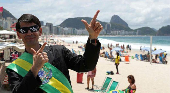 El papel protagónico que han tomado las armas de fuego a dos días de las elecciones en Brasil