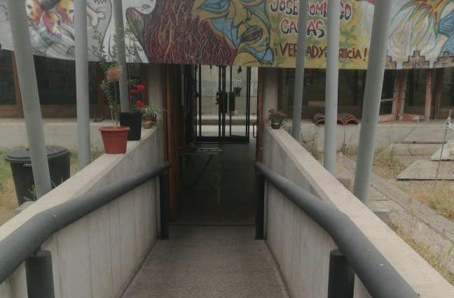 Casa Memoria José Domingo Cañas sufrió un atentado este lunes