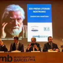 Se realizó homenaje al escritor chileno Francisco Coloane en Barcelona