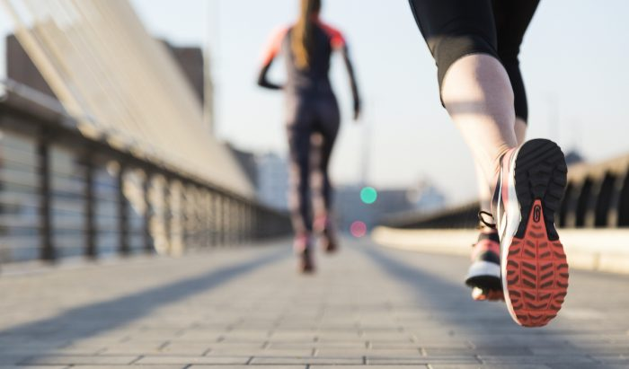 El running reduciría en un 12% los riesgos de mortalidad