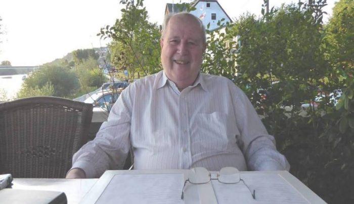 La plácida estancia del obispo Francisco José Cox en Alemania