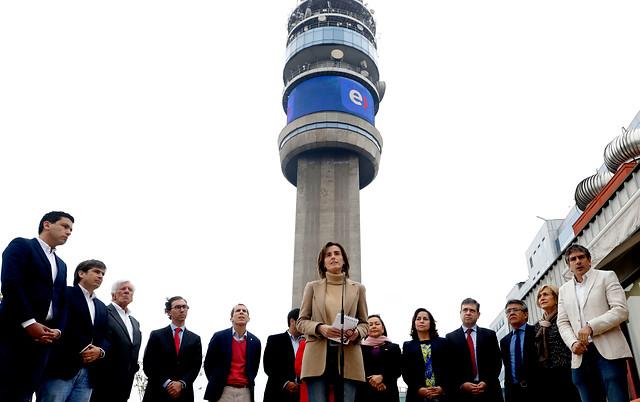 Aula Segura: La Moneda mantiene arremetida con su nuevo bastión comunicacional